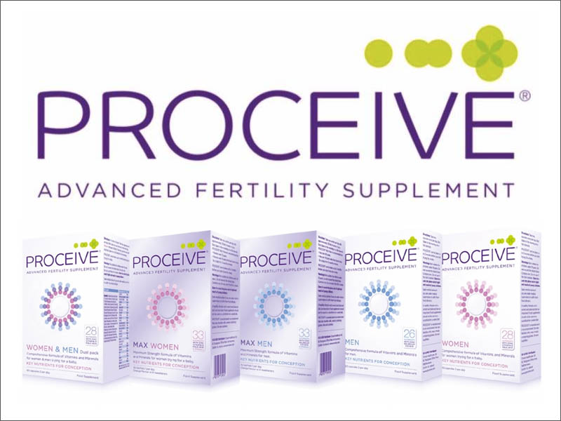 Proceive Advanced Fertility Supplements