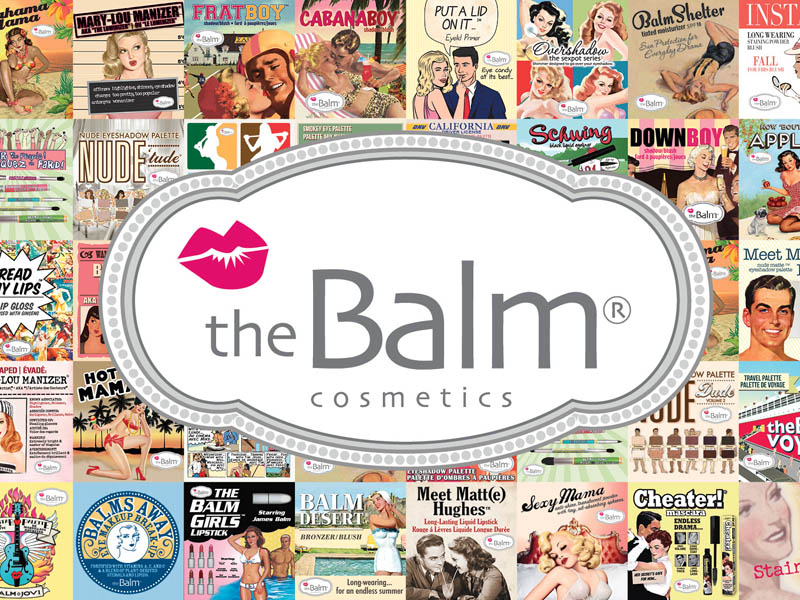 theBalm Cosmetics have arrived!