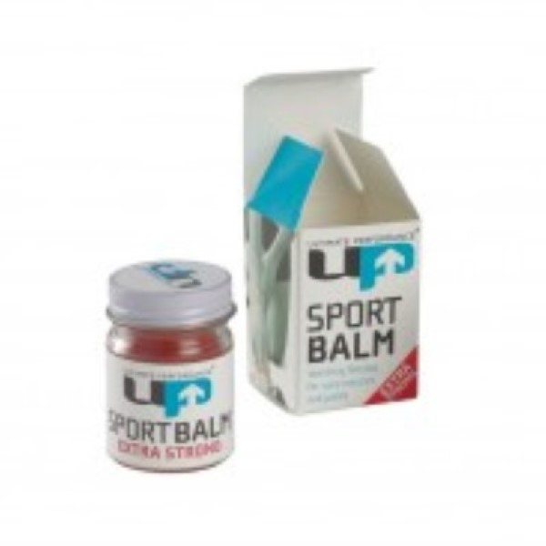 Ultimate Performance balms and rubs