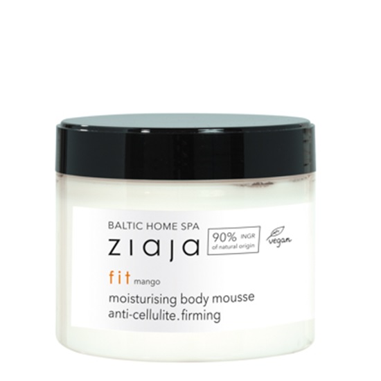 Ziaja Baltic Home Spa Fit Mist Moisturising Body Mousse 300 ML