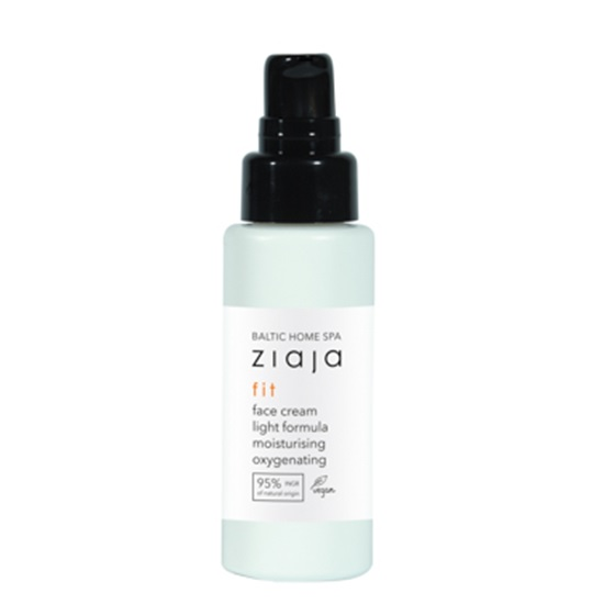 Ziaja Baltic Spa Face Cream