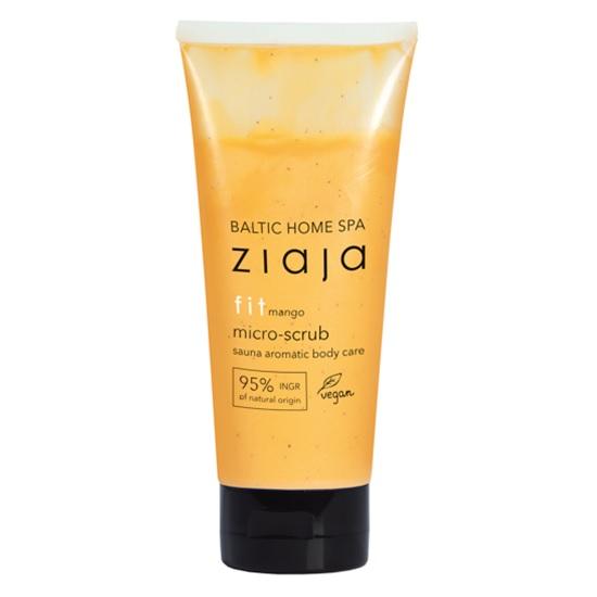 Ziaja Baltic Home Spa Fit Mango Micro-Scrub 190 ML