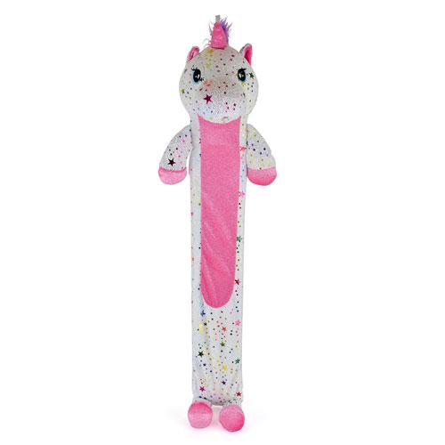 long unicorn hot water bottle