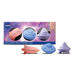 Nasa Spaceship Bath Fizzers