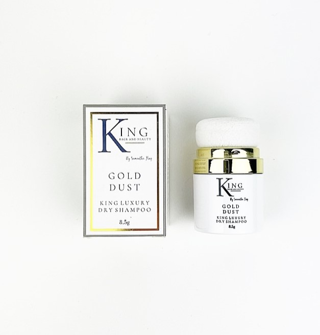 Gold Dust dry shampoo