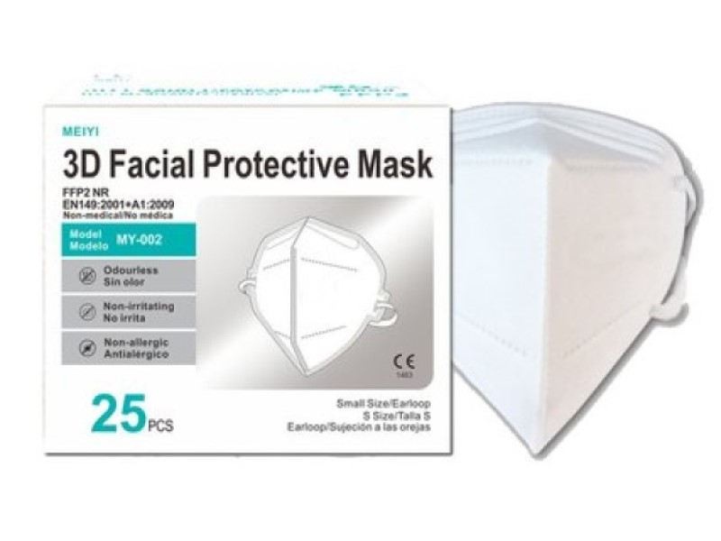 KN95 and FFP2 facemasks online Ireland from €2.75