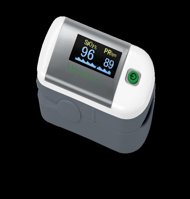 medisana pulse oximeter
