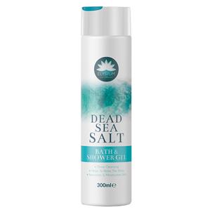 Elysium Dead Sea Salt Shower Gel