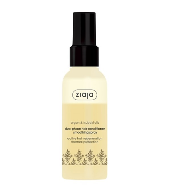 Ziaja Argan &Tsubaki Oils Duophase Hair Conditioner Smoothing Spray