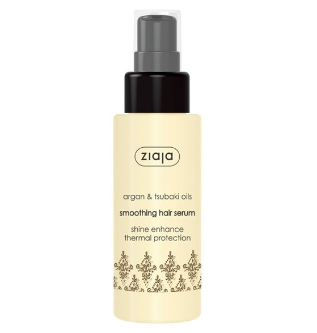 Ziaja Argan and Tsubaki Oils Satin Smoothing Hair Serum