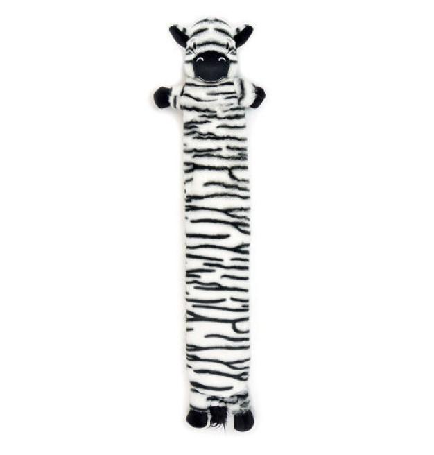 Zebra Long Hot Water Bottle